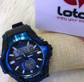 Reloj Loto deportivo
