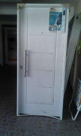 Vendo puerta inyectada nueva