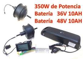 Kit para Bicicleta Electrica