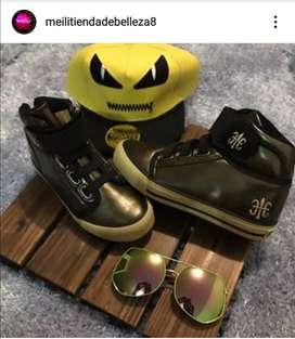 Liquidación de zapatos kids