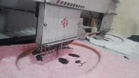 Se vende bordadora industrial
