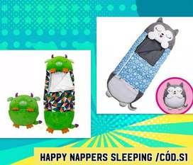 Happy happers Sleeping