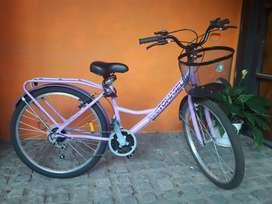 Bicicleta Tomaselli Lady Full 26 rodados.