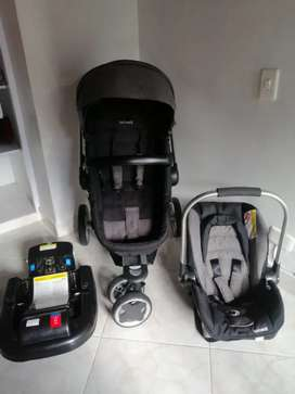 Coche para bebes travel system compass