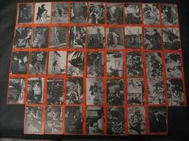 FIGURITAS ALBUM ZORRO 1977