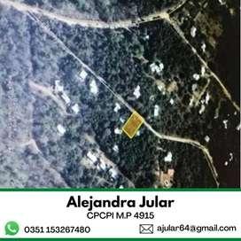 Lote en venta El Arrayan Sn, Unquillo, Colón