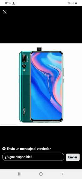 Vendo o  cambio Huawei Y9 prime