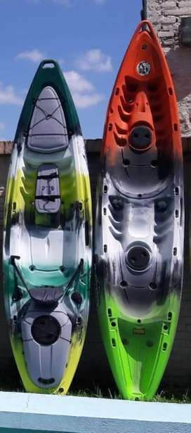 Vendo Kayak Navio x2 pers.