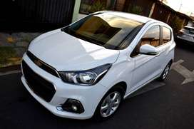 CHEVROLET SPARK FULL EXTRAS VERSION ECO