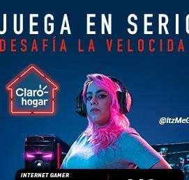 MEGA INTERNET CLARO