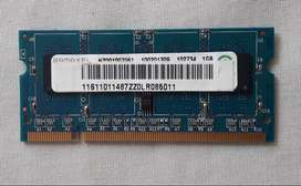 Memoria RAMAXEL DDR2 SDRAM PC2-5300 / 667 MHz 1GB