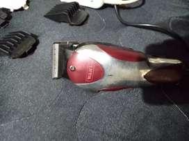 Vendo maquinas de barberia marca wahl