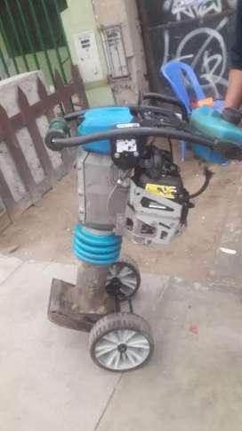 Alquiler de Vibroapisonador/Generador eléctrico