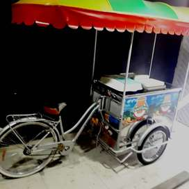 triciclo para champus