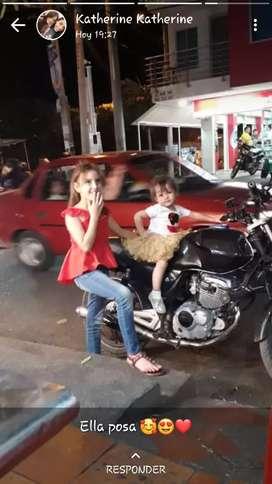 Se presta servicio de moto taxi