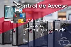 Instalación  de Controles de Acceso
