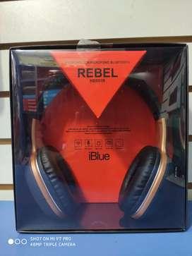 Audífono con Micrófono Bluetooth Iblue