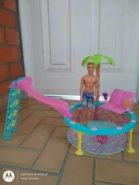 Se vende jugueteria Barbie