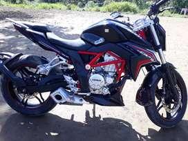 Moto loncin 300