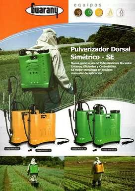 Fumigadora Pulverizadora Nebulizadora 20 litros - Guarany (Garantía - Repuestos) somos distribuidores directos