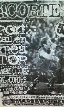 Fanzine El Corte nro.53 noviembre de 2003