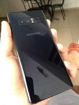 PERMUTO Samsung note 8 impecable nuevo nuevo