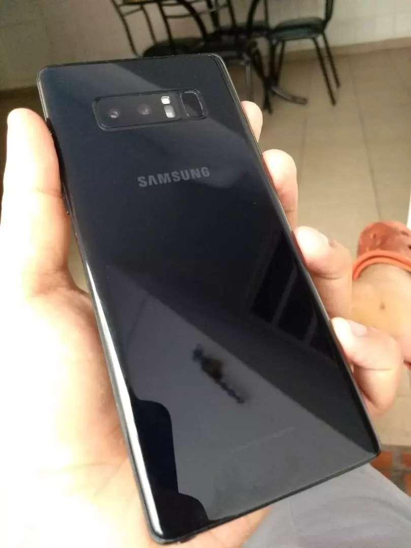 PERMUTO Samsung note 8 impecable nuevo nuevo 0