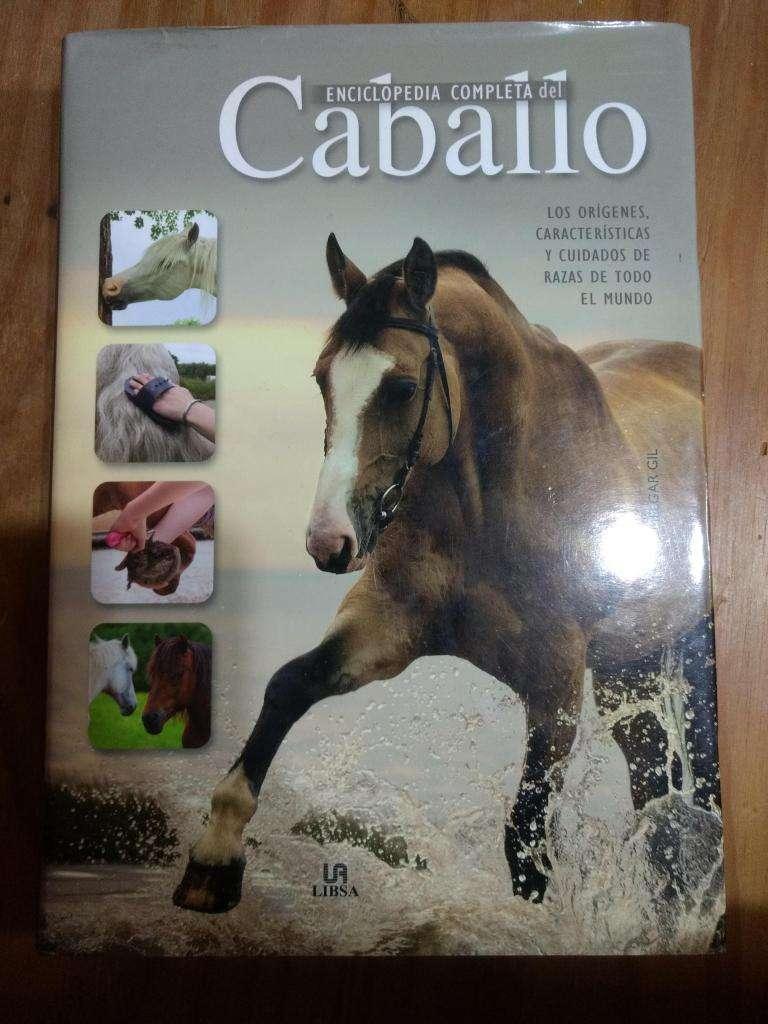 Enciclopedia Completa del Caballo 0