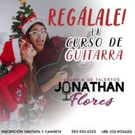 Clases Guitarra EN LOS ROSALES