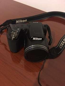 Camara nikon coolpix l840