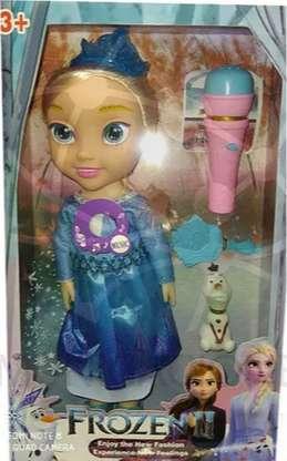 Muñeca Frozen Ii - Juguete + Obsequio