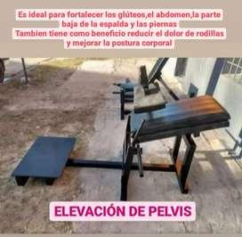 ELEVACIÓN DE PELVIS