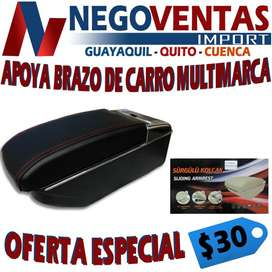 APOYA BRAZO DE CARRO MULTIMARCA PRECIO OFERTA 30