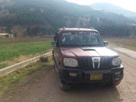 Se vende una camioneta mahindra en buen estado motor BKB4D19080