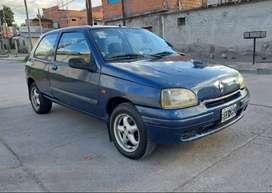 Vendo Renault Clio 99 diesel oferta contado