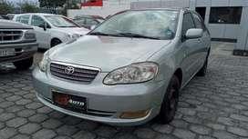 Corolla 1.6 2007 FULL A/C