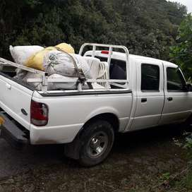 Ford Ranger 4x4 automatica