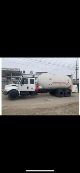 Cisterna GLP 6000 gl