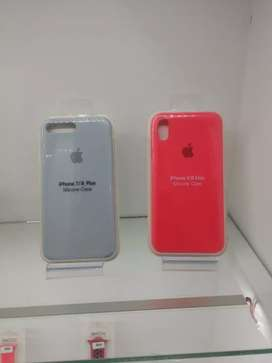 Funda de silicona Silicone Case iPhone 6/ 6S Plus/ 7/ 7 Plus/ 8/ 8 Plus/ X/ XR/ XS/ XS Max/ 11 / 11 Pro / 11Pro Max