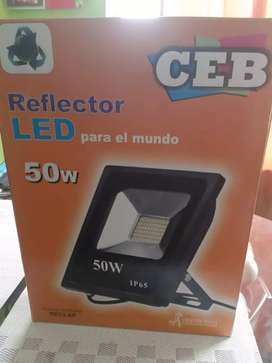 Reflectores led 50W