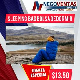 Sleeping bag bolsa de dormir
