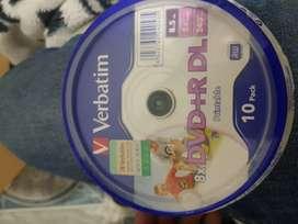 DVDs 8gigas xm8 speed