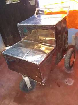 carrito de empanadas