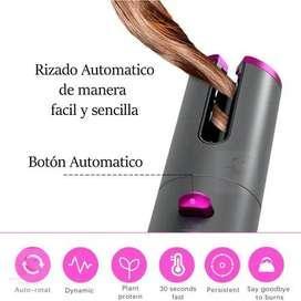 Rizador Inalámbrico Automático Para Cabello Recargable