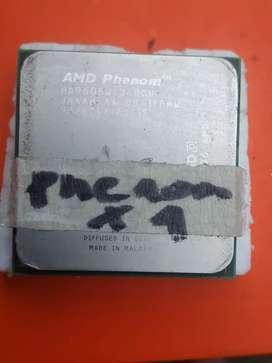 Procesador AMD phenom x 4