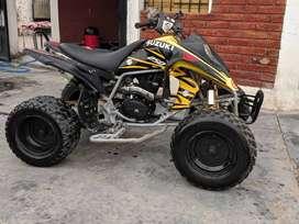 VENDO! Cuatriciclo Motomel volkano 250cc 2015 nuevo nada de uso está guardado  en excelentes condiciones!! $60.000 Carro