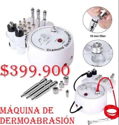Máquina De Dermoabrasión 3en1 - Diamond Microdermoabrasión