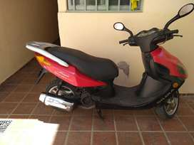 Gilera Scooter 125 Impecable