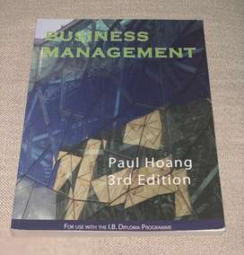 Libro Business And Management Bi