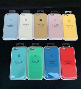 Silicone Case iPhone 6/6s, 6 plus/6s plus, 7 plus/8 plus, X/Xs, Xr, Xs Max